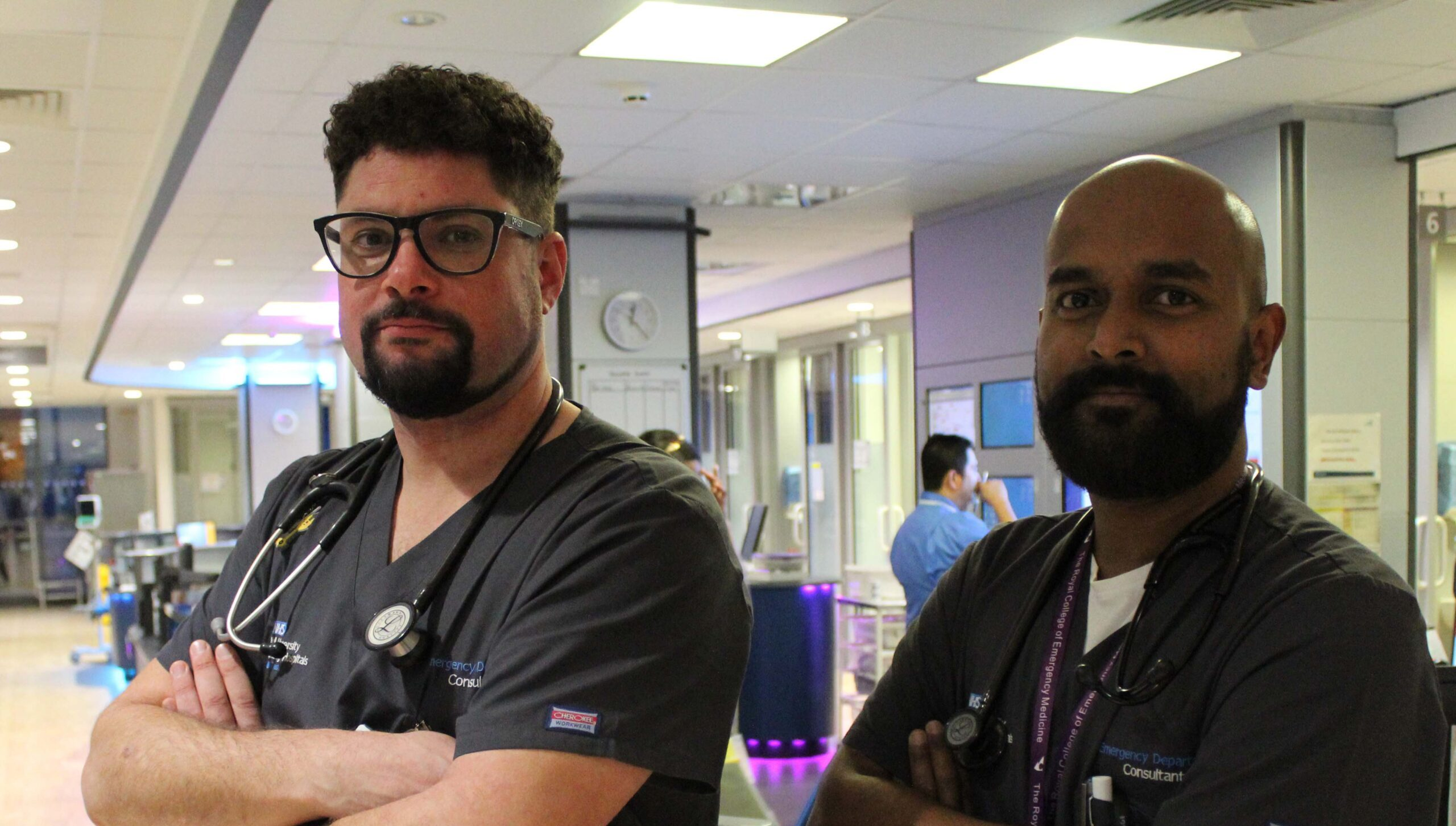 Hull A&E staff to feature in new six-part documentary