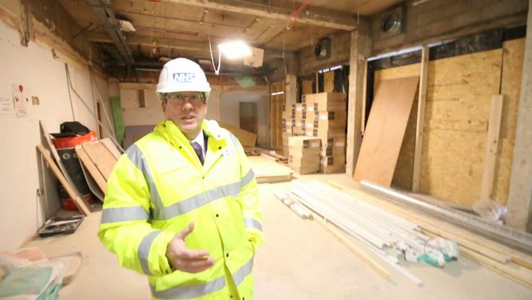 Read more about the article Major transformation of Hull Royal's ground floor