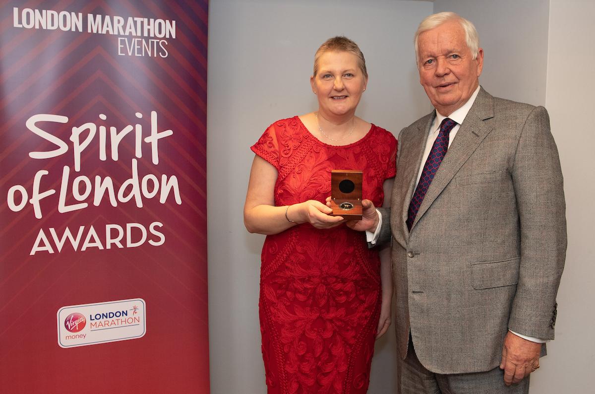 Hull's inspirational Jane Smith receives top award