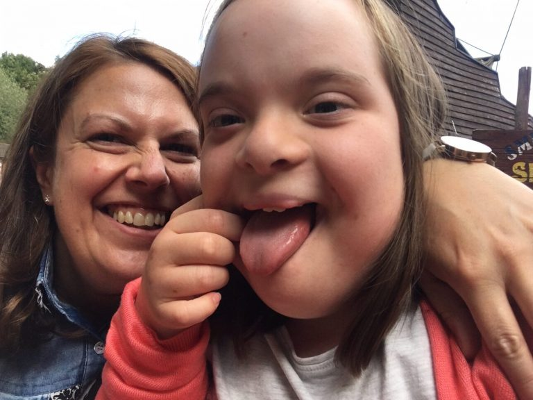 Emergency consultant uses own experience to help children with Down's syndrome