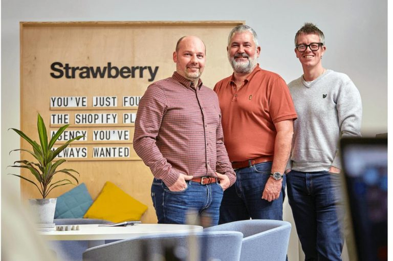Strawberry brings Shopify Plus expertise to Manchester