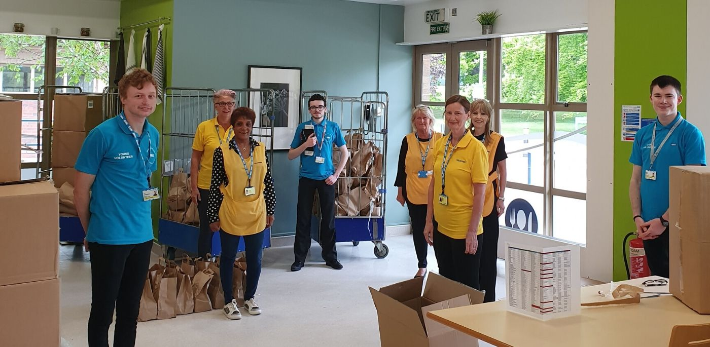 'COVID-19 has had a huge impact on our volunteers service' National Volunteers Week is being celebrated a little differently at Hull Hospitals this year