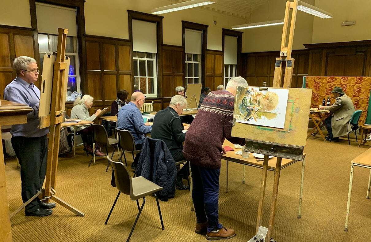 Read more about the article Hull Art Circle
