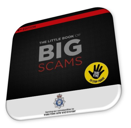 'Little Book of Big Scams'