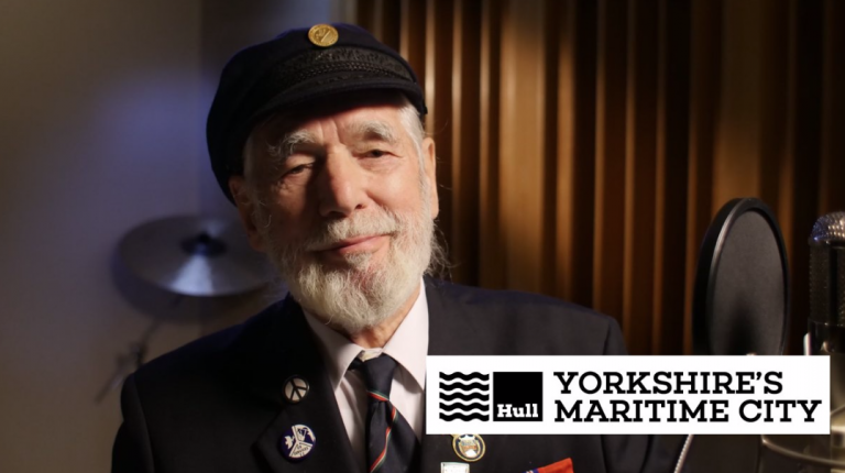 Hull maritime project to host talk by D-Day war veteran