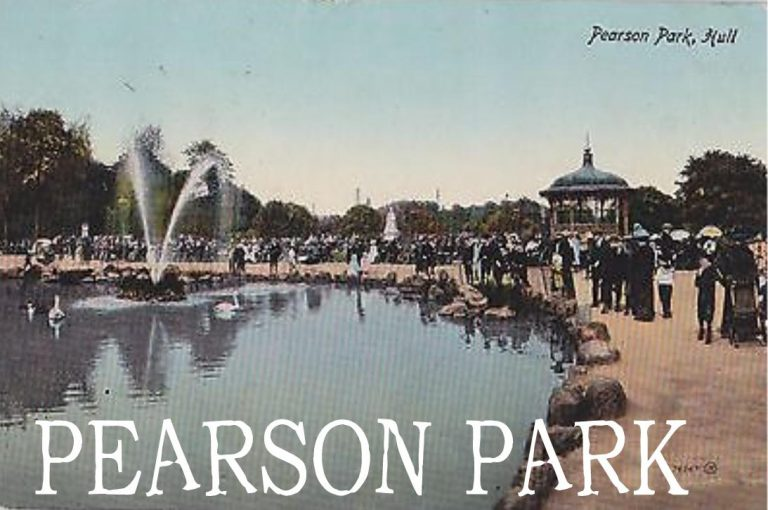 Read more about the article Pearson Park