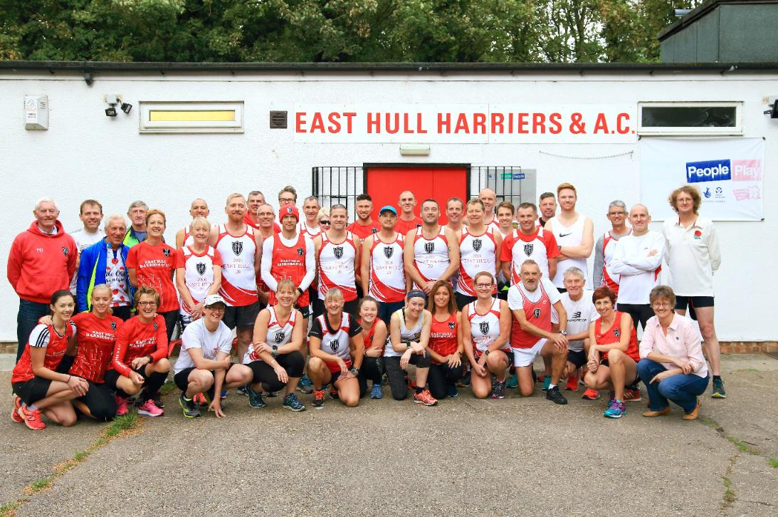 Running for over a 100 years East Hull Harriers Running Club
