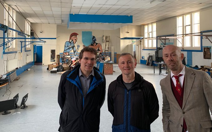 Huge refurb at St Paul's Boxing Academy as £865,000 Hull City Council grant funds new roof and lift