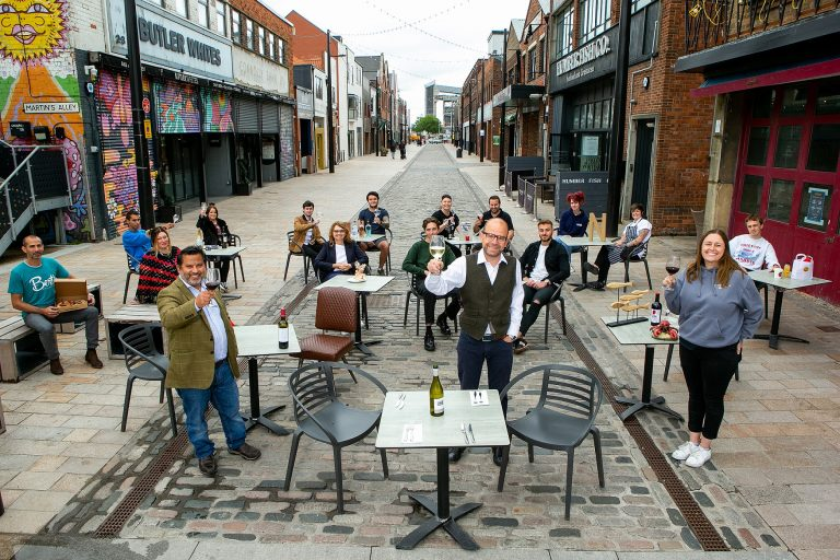 Fruit Market Welcomes Back Diners and Drinkers for Safe and Enjoyable Socialising