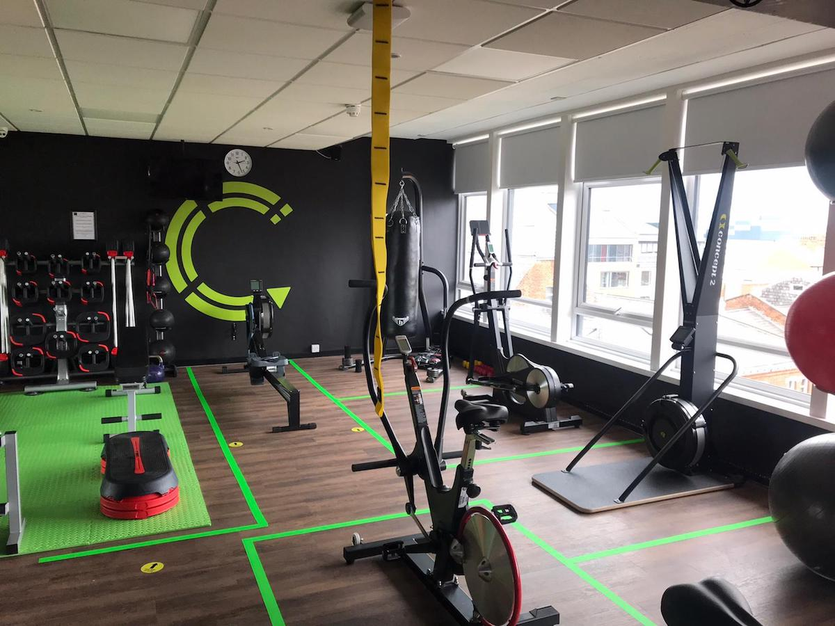 City Group X Offers a Safe Space for Fitness, Health and Wellbeing