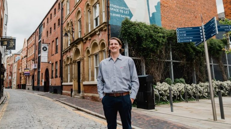 Read more about the article Allenby Commercial completes £1.2m renovation of heritage sites in Hull's Old Town