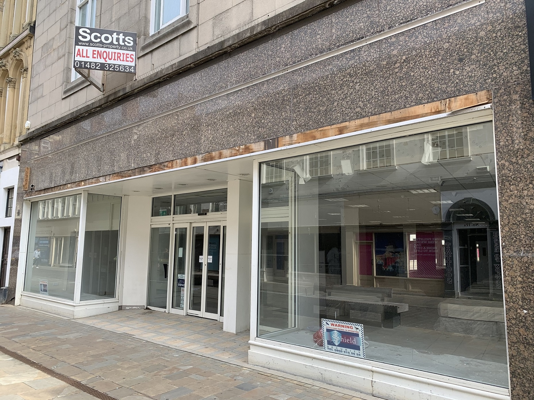 Wykeland secures growing beds and furniture retailer for Whitefriargate store