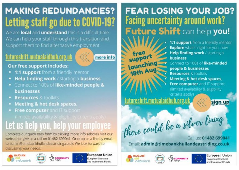 Read more about the article Future Shift redundancy support programme