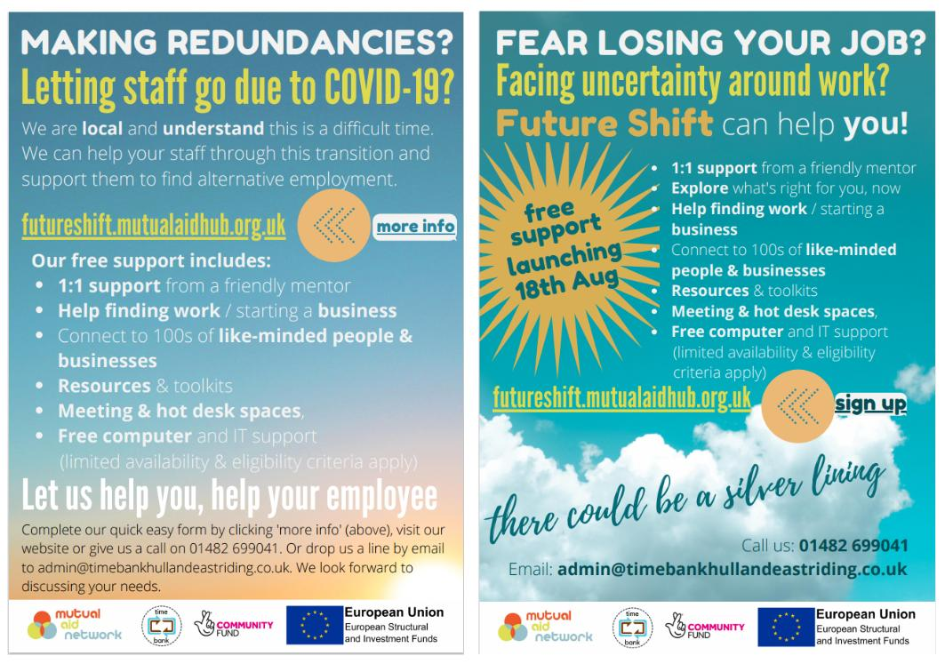 Future Shift redundancy support programme