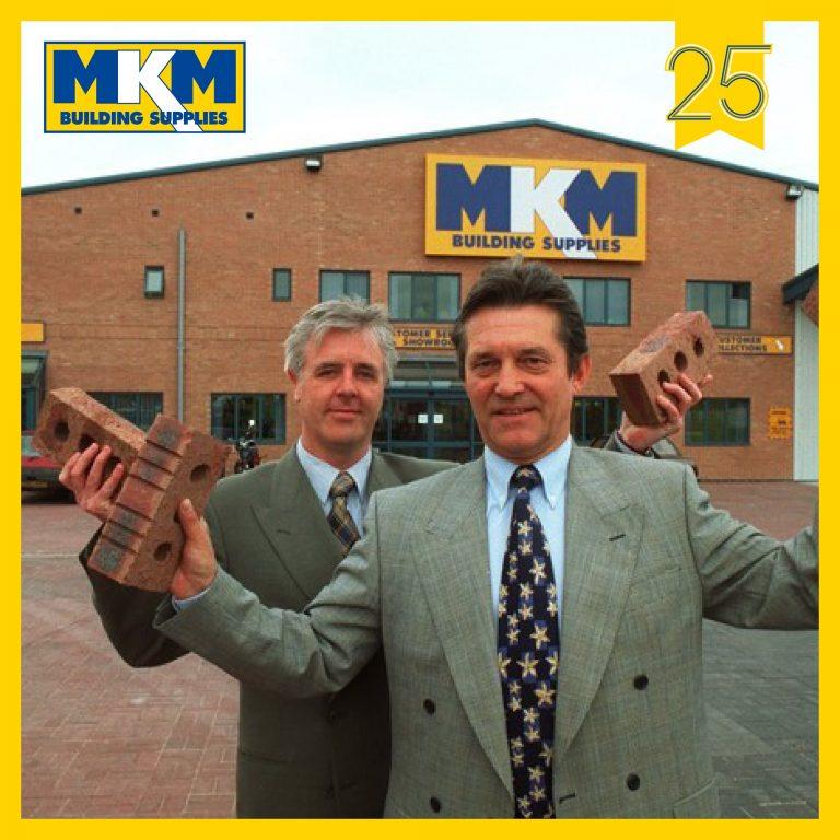 MKM Celebrate 25 Years