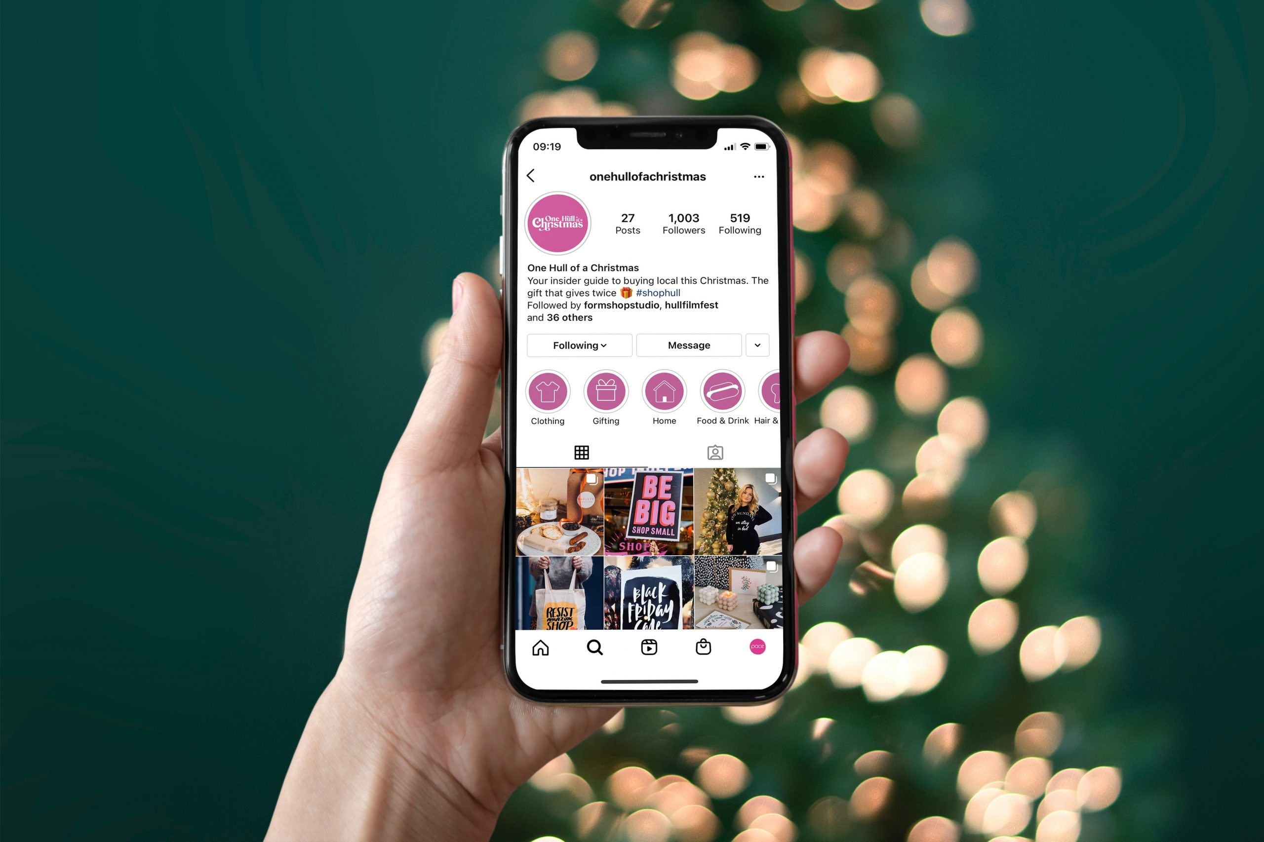 'One Hull of a Christmas'Campaign launches to encourage Hull and East Yorkshire to shop locally this Christmas