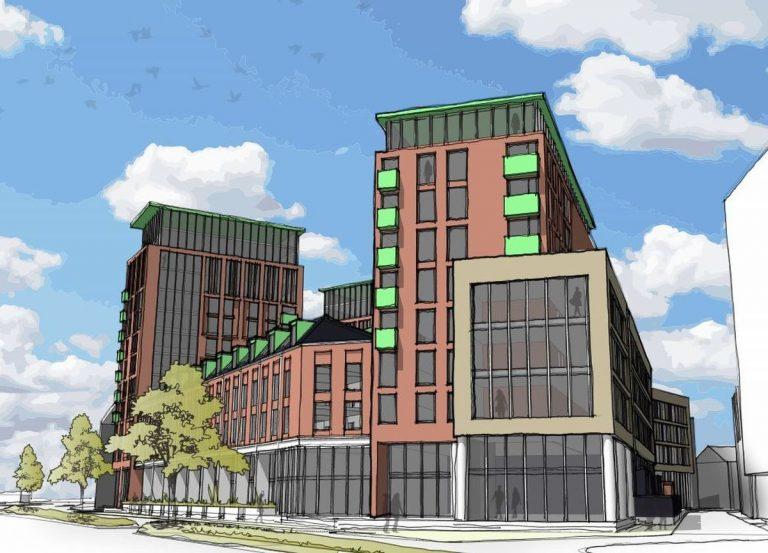 New £30m plan to transform Hull City Centre gateway