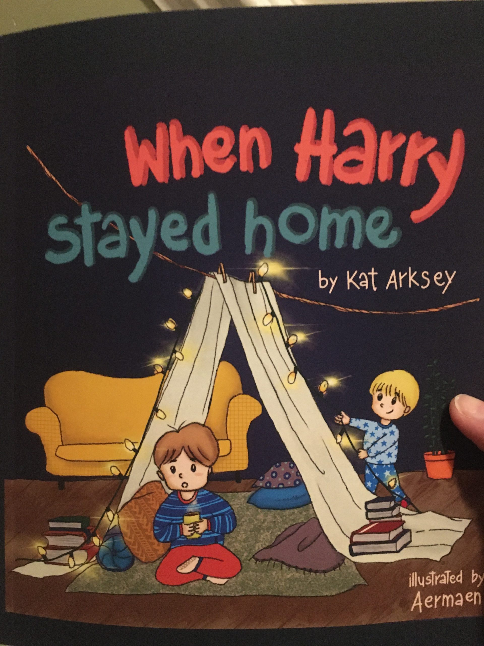 Hull mum pens her first children's book to support parents and their children in lockdown