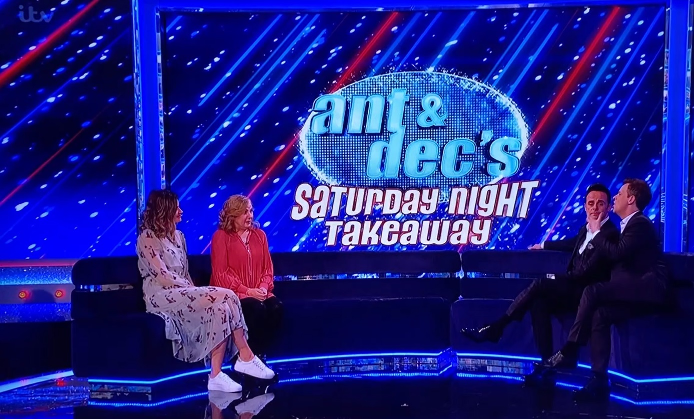 Saturday Night Takeaway and Willerby make inspirational teacher's retirement dreams come true