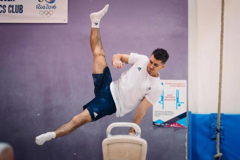 Read more about the article University of Hull celebrates their partnership anniversary with Team GB by announcing Max Whitlock, double Olympic champion, will be their lead Ambassador