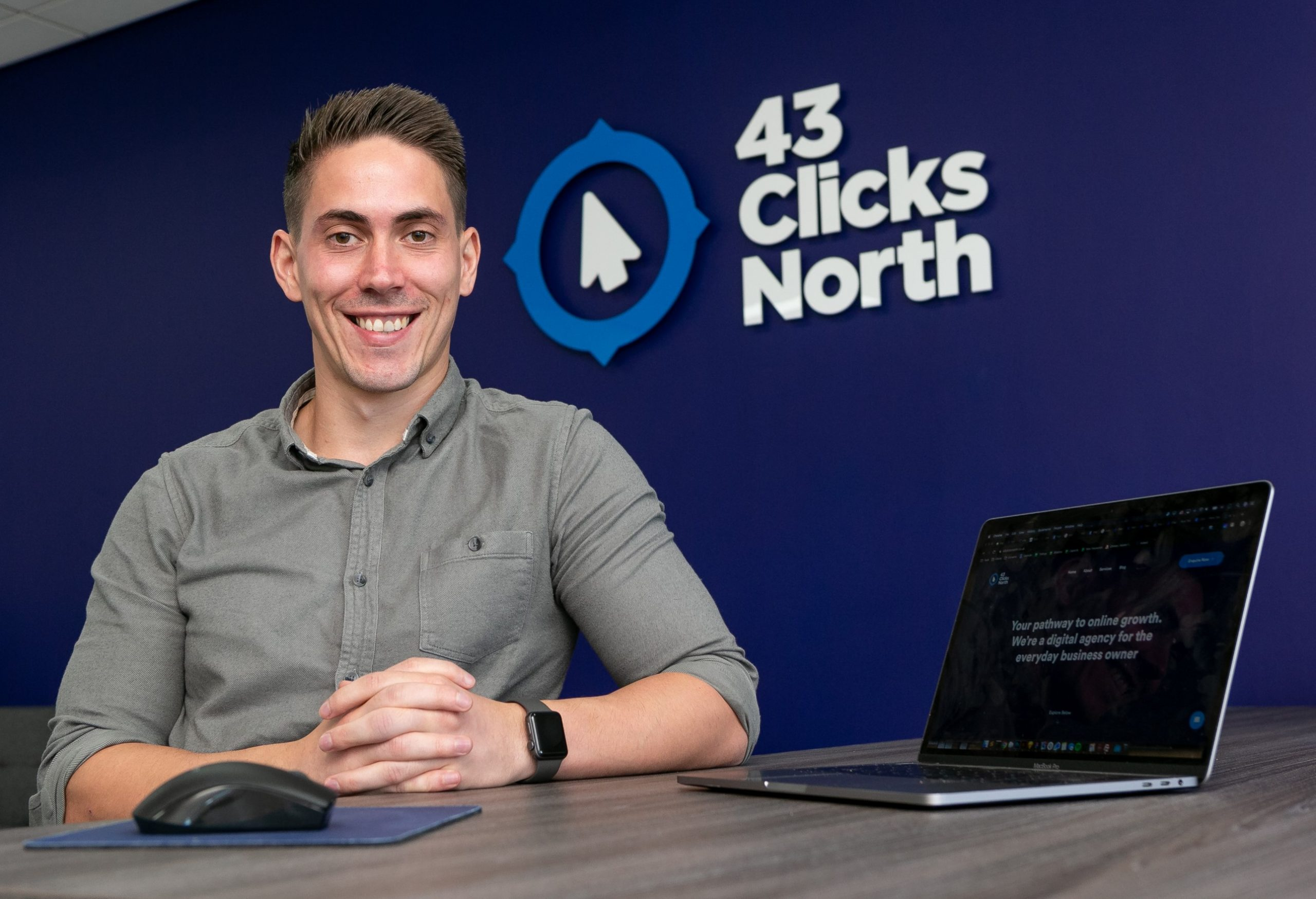 You are currently viewing 43 Clicks North set for office switch as numbers rise