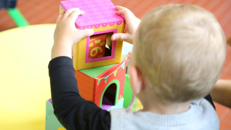 Read more about the article Families encouraged to take up free nursery places