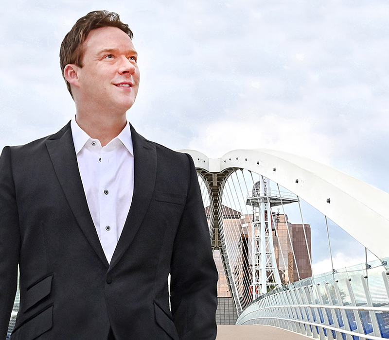 Russell Watson set to visit Hull this November!