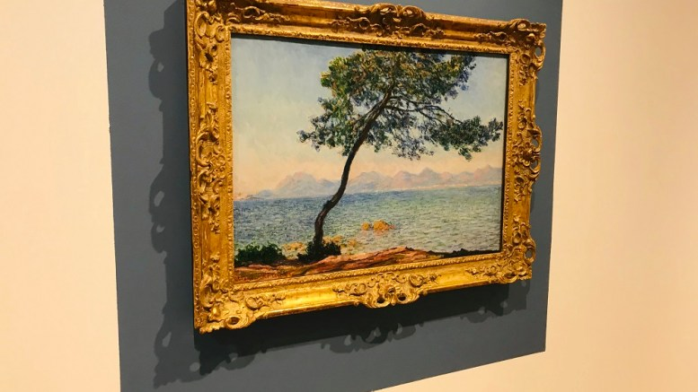 Read more about the article Monet masterpiece arrives in Hull ahead of exciting new exhibition at Ferens Art Gallery