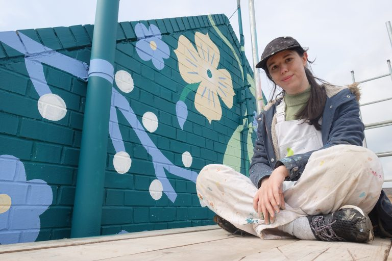 Read more about the article Hull artist's innovative designs to tackle vandalism recognised on world stage