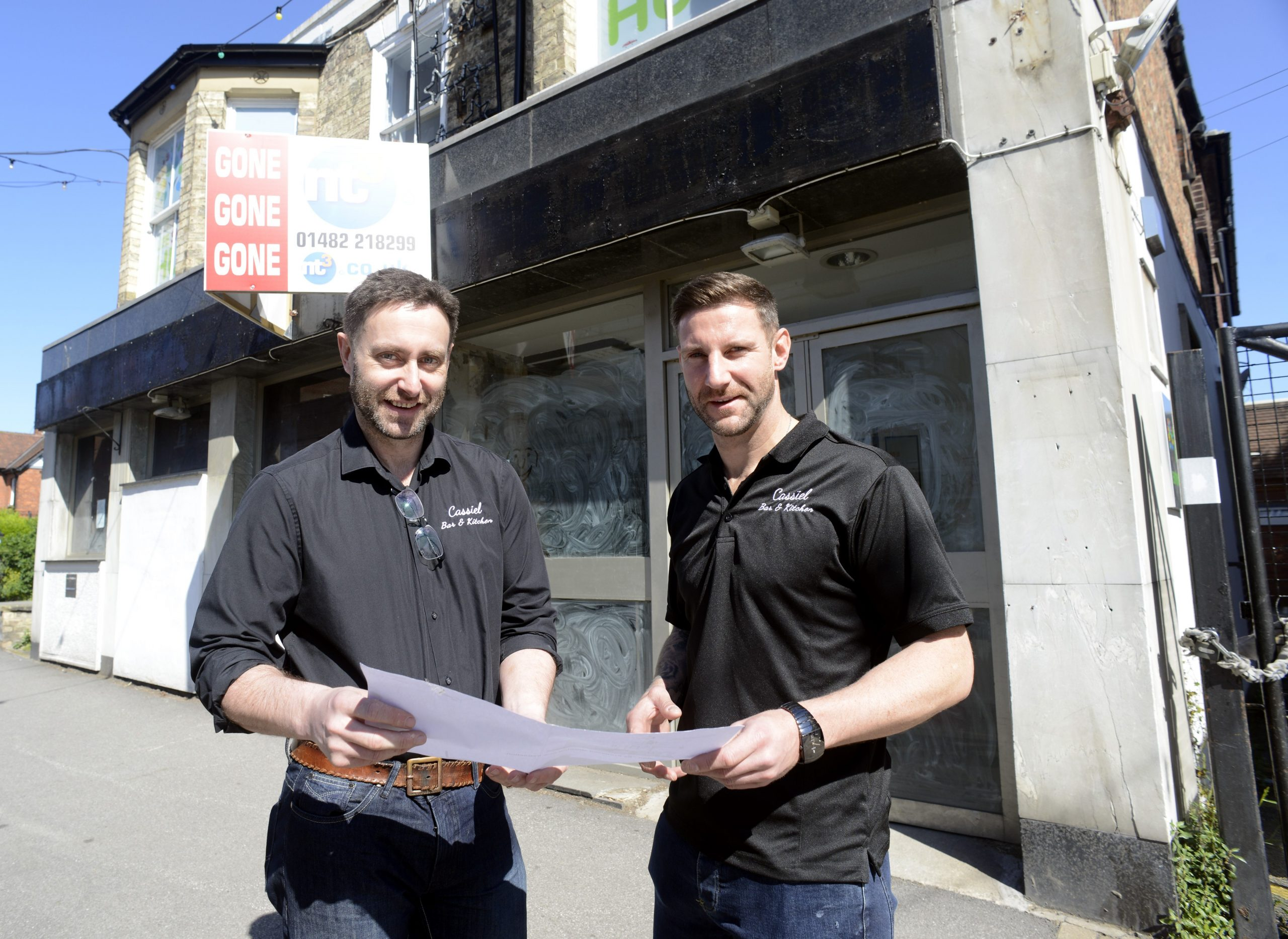 Read more about the article Brothers target former bank as safe bet for second bistro venture