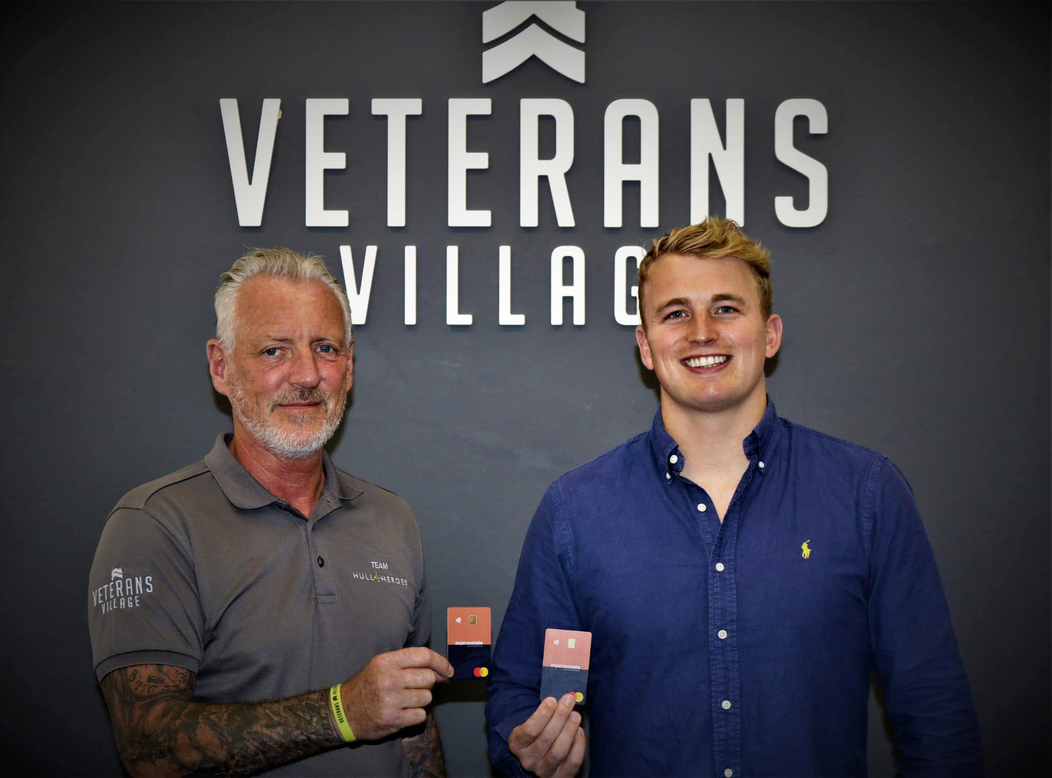 Read more about the article Hull 4 Heroes able to respond quicker with new corporate card solution