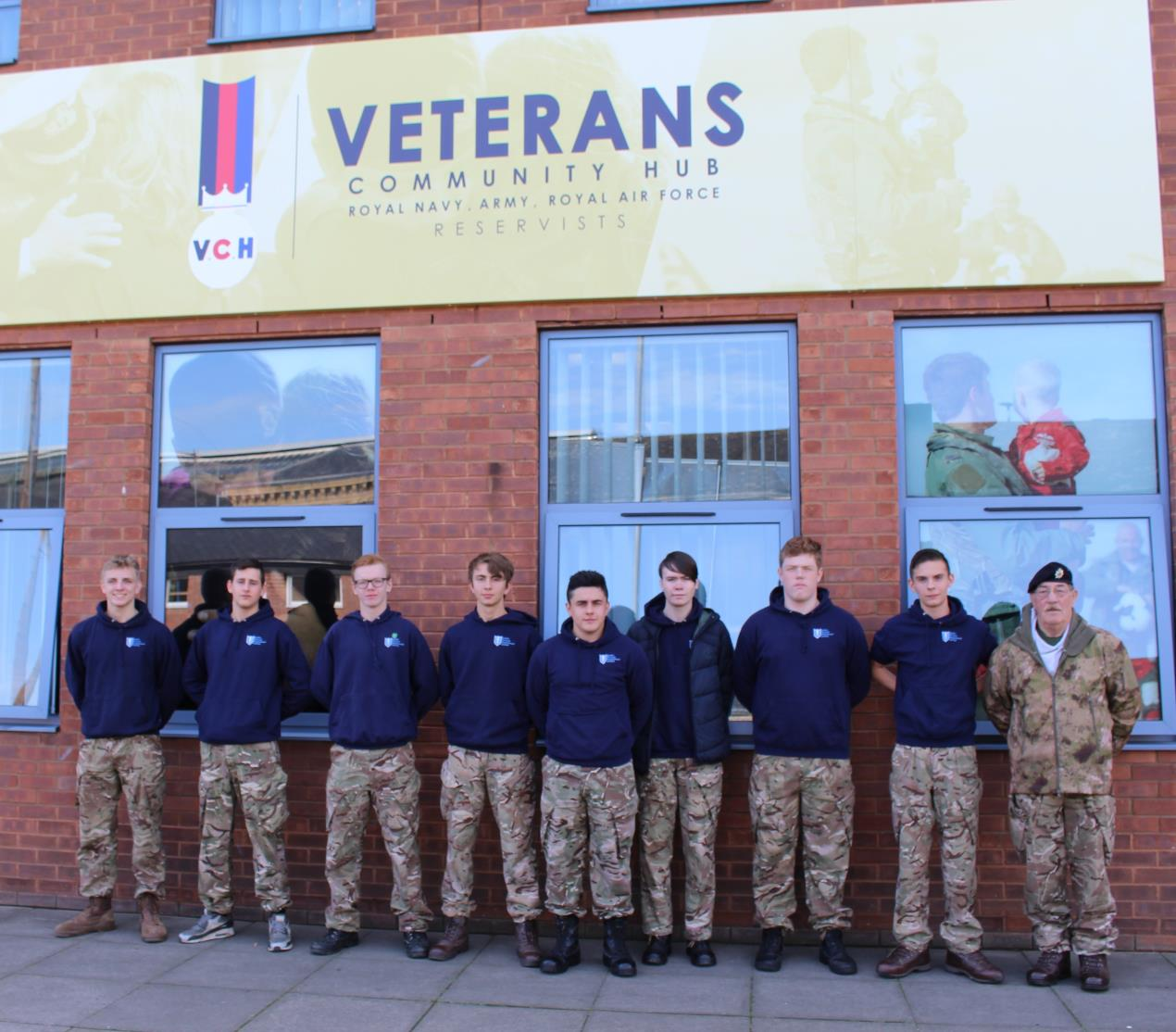 Read more about the article New Campaign to Support Mental Health for the Armed Forces Community
